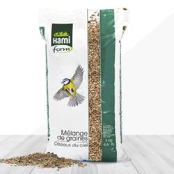 Les graines et mélanges de graines