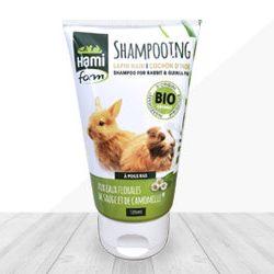 Shampooings et sprays nettoyants