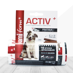 For sporty dogs - Activ + range
